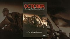 October Ten Days that Shook the World 1928 movie