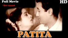 Dev Anand And Usha Kiran Agha Film Patita - Hindi Full Movie