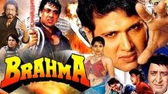 Brahma | Bollywood Action Blockbuster Movies | Govinda, Ayesh Jhulka, Madhoo | HD Movie