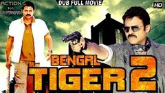 South Latest Superhit Action Movies Bengal Tiger I Hindi Dubbed Movie 2017