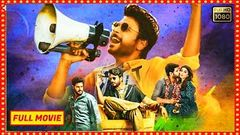 "Thalapathy & 39;Vijay& 39; Superhit Action Hindi Dubbed Movie ""THERI"" 