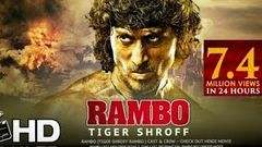 Rambo Full Movie fact | Tiger Shroff | Hrithik Roshan | Siddharth Anand | Real Life RAMBO