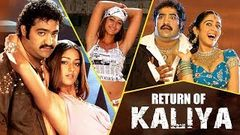 Return Of Kaliya Hindi Dubbed Full Length Movie | Rakhi Movie In Hindi | NTR, Ileana d& 039;cruz, Charmi