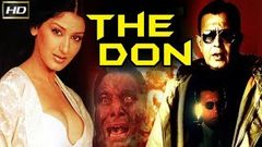 The Don 1995 - Subtitles - Action Movie - Mithun Chakraborty, Sonali Bendre, Kader Khan