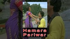 Hamara Pariwar | Jaya Prada, Raj Babbar | Comedy Bollywood Hindi Movie