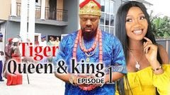 TIGER QUEEN & KING - JERRY WILLIAMS MOVIES & CHINENYE NNEBE NIGERIAN MOVIES 2020 LATEST FULL MOVIES