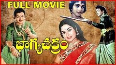 Bhagya Chakram Telugu Full Movie - NTR | B.Saroja Devi | Jayanthi | V9videos