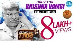 Director Krishna Vamsi Exclusive Interview Frankly With TNR 42 | Talking Movies with iDream 236