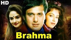Brahma | HD Full Hindi Action Movie | Govinda Ayesha Julka | Super Hit Action Movie