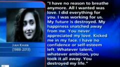 25-year-old Bollywood Actor Jiah Khan& 039;s Suicide Letter