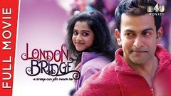 London Bridge - New Hindi Dubbed | Prithviraj Sukumaran, Andrea Jeremiah, Nanditha Raj | Full HD 1080