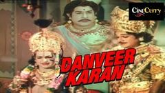 Danveer Karan Full Hindi Dubbed Movie | Shivaji Ganesan, Savitri