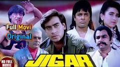 Jigar , , Ajay Devgan Krishma Kapoor, , Ke Full Movie 1998 , , 360p