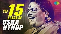 Top 15 songs of Usha Uthup | HD Songs | One Stop Jukebox