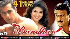 Bandhan | Hindi Full Movies | Salman Khan Full Movies | Latest Bollywood Full Movies