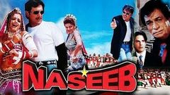 Naseeb Full movie Best Facts and Story | Govinda