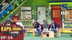 The Kapil Sharma Show - दी कपिल शर्मा शो–Ep - 19 - Star Cast of Raman Raghav 2 0– 25th June 2016