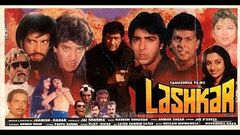 Lashkar 1989 - Action Movie | Dev Anand, Javed Jaffrey, Hemant Birje