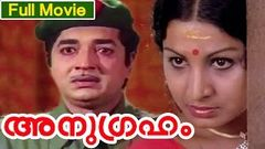 Malayalam Full Movie | Anugraham | Ft Prem Nazir Jayabharathi Vincent K P Ummer