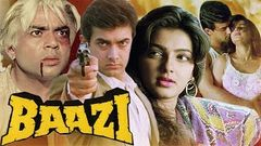 Baazi (1995) Superhit Movie 1080p Full HD Aamir Khan Mamta Kulkarni & Paresh Rawal