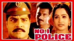 No 1 Police│Full Tamil Movie│Srihari Aswini