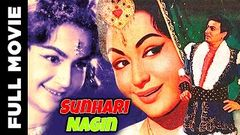 Sunheri Nagin (1963) Hindi Full Movie | Mahipal Helen | Hindi Classic Movies
