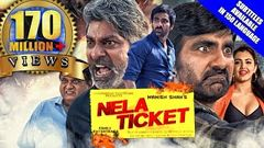 Nela Ticket (2019) New Released Hind Dubbed Movie | Ravi Teja Malvika Sharma Jagapathi Babu
