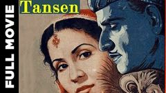 Tansen (1943) Full Movie | तानसेन | K.L. Saigal, Khurshid Begum