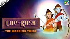 Luv - Kush (The Warrior Twins) Animated Movie | Animated Movies For Kids | Children& 039;s Day Special