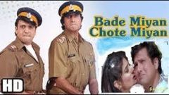 Bade Miyan Chote Miyan 1998 full Comedy movie HD - Amitabh Bachan , Govinda