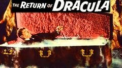 THE RETURN OF DRACULA Full Movie Francis Lederer & Ray Stricklyn English