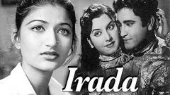 इरादा Irada - Shahida, Sarita - B&W - Comedy Movie - HD
