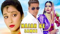 Nazar Ke Samne Full Hindi Movie Bollywood Action Movie | Akshay Kumar, Farheen, Ekta Sohini nv
