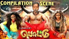 Pottu - Tamil Movie | Compilation Scene | Bharath | Iniya | Namitha