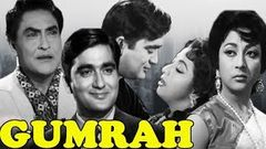 Gumrah Full Movie | Sunil Dutt Old Movie | Mala Sinha | Ashok Kumar | Old Hindi Classic Movie