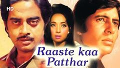 Raaste Kaa Patthar (HD) | Amitabh Bachchan | Shatrughan Sinha | Laxmi Chhaya |Bollywood Action Movie