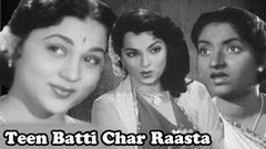 Teen Batti Char Raasta | Full Movie | Nirupa Roy | Shashikala | Old Classic Movie