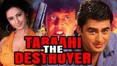 Tabaahi - The Destroyer - Full Length Bollywood Action Hindi Movie