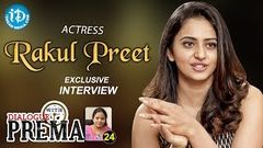 Actress Rakul Preet Singh Exclusive Interview | Dialogue With Prema |Celebration Of Life 24