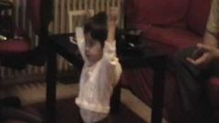 1 year old Baby Dance on Hindi song