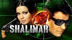 Shalimar - Full Hindi Movie - Dharmendra Rex Harrison Zeenat Aman - Bollywood Action Movie HD