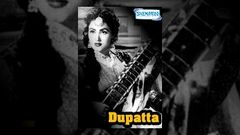 Dupatta [HD] - Noor Jahan - Ajay Kumar - Sudhir - Mohammad Hanif Azad - Black and White Movie