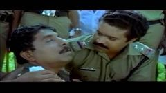 Aanaval Mothiram Malayalam Comedy Thriller Full Movie Sreenivasan Suresh Gopi