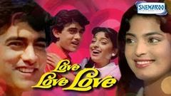 Love Love Love - Aamir Khan - Juhi Chawla - Full Movie In 15 Mins