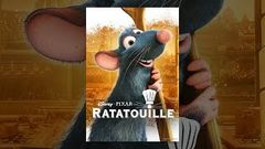 Disney Ratatouille - Pixar Full English - Family Movie Game