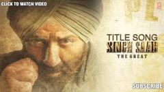 Singh Saab the Great Full Song (Audio) | Sunny Deol | Latest Bollywood Movie 2013