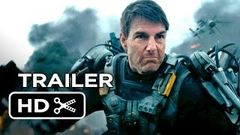 Edge Of Tomorrow Official Trailer 1 (2014) - Tom Cruise Emily Blunt Movie HD