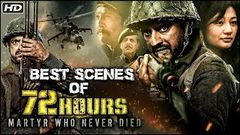 BEST Scenes Of 72 Hours | 72 Hours Martyr Who Never Died Patriotic Hindi Movie | Avinash Dhyani