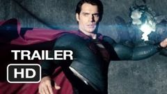 Man of Steel Official Trailer - Fate Of Your Planet (2013) - Russell Crowe Henry Cavill Movie HD