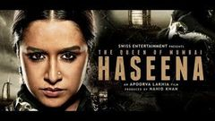 Haseena Parkar हसीना पारकर 22 September 2017 | Bollywood Movie Promotion Video